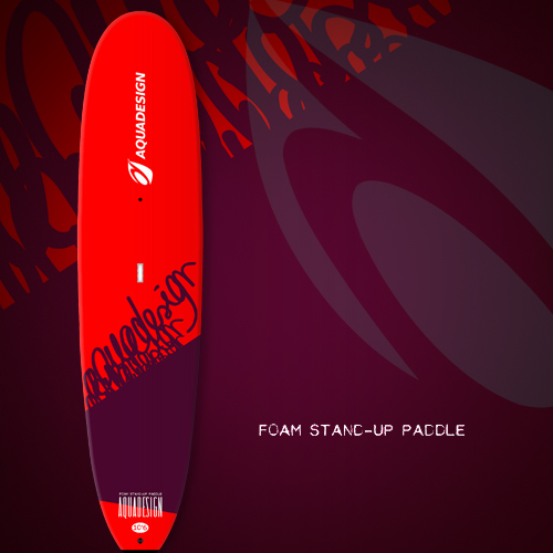 Aquadesign FOAM 10'6