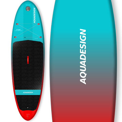 Aquadesign Luckey 10'2